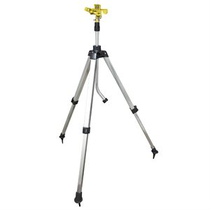 Tripod Sprinkler, Adjusts 24 In. to 50 In.