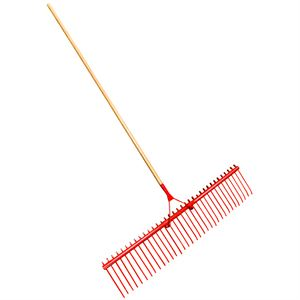 Rake Head with Handle