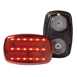 Magnetic LED Red Light