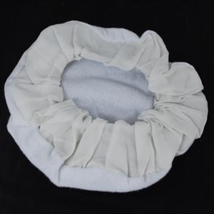 Terry Bonnet Woven Bonnet Set