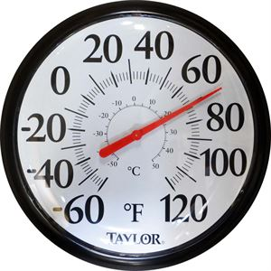 Outdoor Thermometer Dial