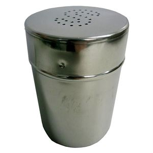 Salt Shaker Stainless Steel