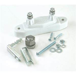 Lightning Arrestor Kit Complete Clamps