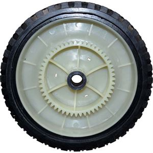 Complete Wheel Assembly For ASC Lawn Sweeper