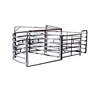 Open Sweep Cattle Tub