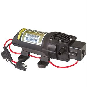 12 Volt Diaphragm Sprayer Pump, 1 GPM
