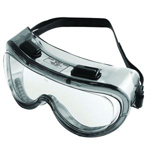 Safety Splash Impact Goggle Overspray