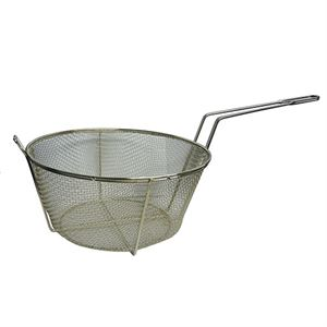 Fryer Basket, Nickel Plated