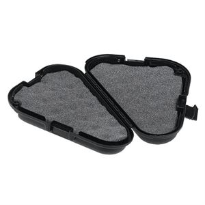 Shaped Pistol Case, Medium