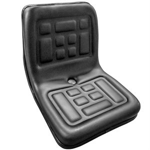 Compact Tractor Seat, Flip-Type Brackets