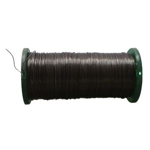 Floral Wire, 26 Gauge, Black, 1 Lb. Roll