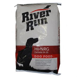 River Run® HI-NRG Dog Food, 24-20, 50 Lbs.