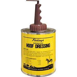 Hoof Dressing with Applicator, 32 Oz.