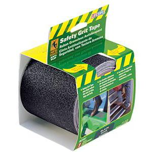 Black Anti Slip Safety Grit Tape