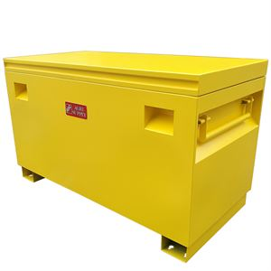 Worksite Tool Box, Tool Storage, Steel Tool Box