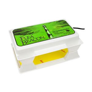 Flea Beacon Indoor Flea Trapping System