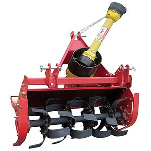 Caroni 36 In. Rotary Tiller, PTO with Slip Clutch