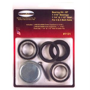 Bearing Kit For & Bolt Hubs