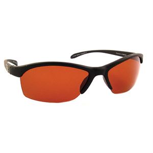 Sea Striker Sunglasses, Waverunner, Vermillion Lens