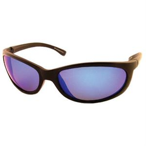 Seastriker Polarize Bridgetender Sunglasses Blk Blu