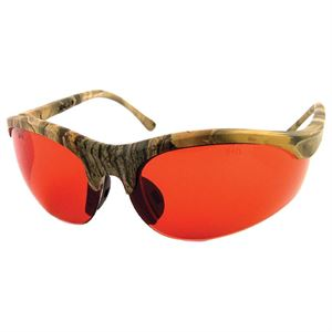 Backwood Sunglasses, Orange Lenses