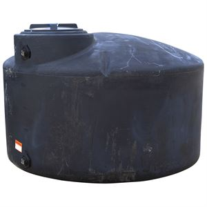 550 Gallon Norwesco Black Water Tank