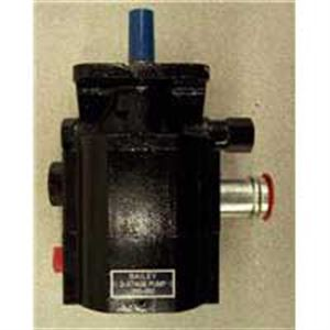 Two Stage Hydraulic Pump