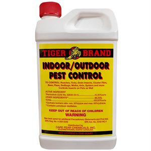 Indoor/Outdoor Pest Control, 13.3 % Permethrin, 1 Qt