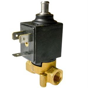 "Salvarani 3-Way Solenoid Valve, 1/8"" #210530-1/8"