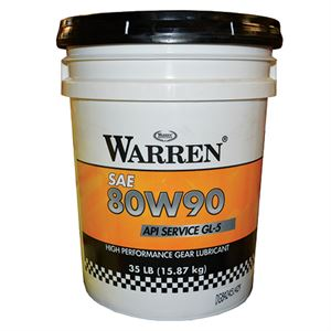 Wargrlub Gear Oil To Use In Gearboxes