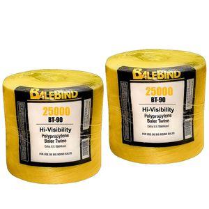 Polypropylene Baler Twine, 25,000 Ft.