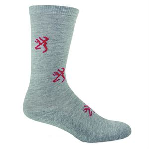 Browning® Ladies Heartland Crew Sock