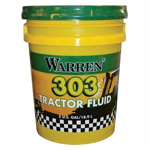 303 Tractor Fluid, 5 Gallons