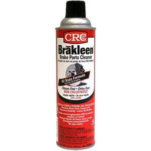 Crc Brakleen Brake Parts Cleaner State Formula