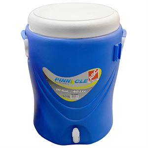 Jug Style Cooler with Cup Dispenser, 10 Gallon