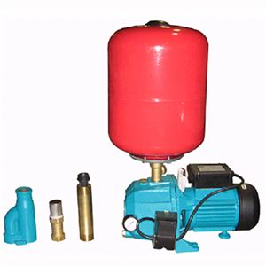 Deep Well Jet Pump, 3/4 HP