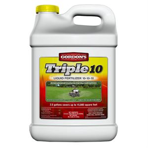 Triple Liquid Fertilizer