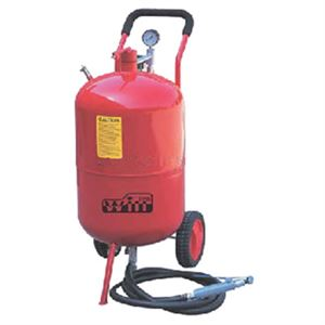 Roll-About Sandblaster, 20 Gallon