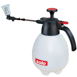 One Hand Pump Sprayer With Telescoping Wand