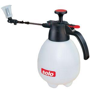 One Hand Pump Sprayer With Telescoping Wand