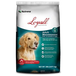 Loyall Adult Maintenance Dog Food, 21-14, 20 Lb
