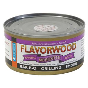 Flavorwood Bar Grilling Smoke Mesquite