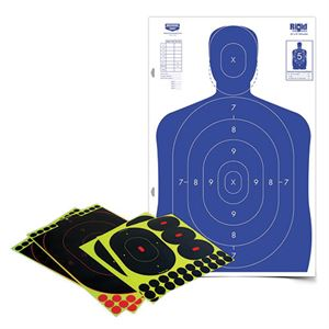 Silhouette Target, 12 In. x 18 In.