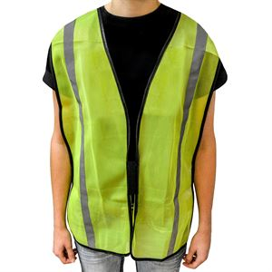 Basic Safety Vest, Yellow