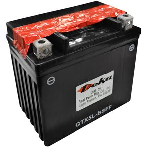 Deka Motorcycle or ATV Battery