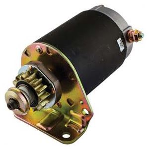 Starter Motor, Made To Fit Briggs And Stratton