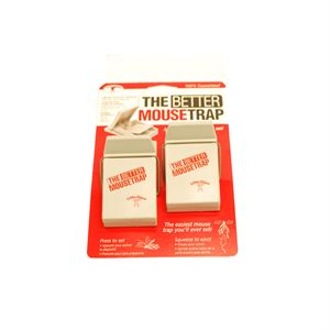 Plastic Mouse Trap Pk