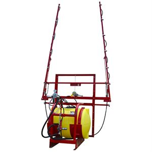 Boom Sprayer, 110 Gallon, 3 Point Sprayer