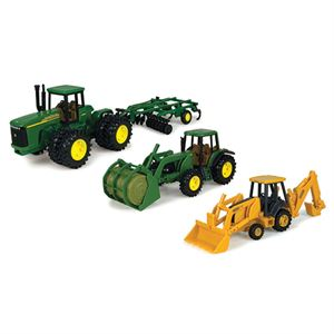 John Deere Deluxe Vehicle Value Set