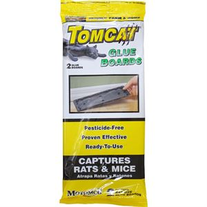 Tomcat Rat Glue Board, 2 Pack